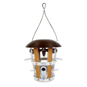 LED Lantern Bird Feeder