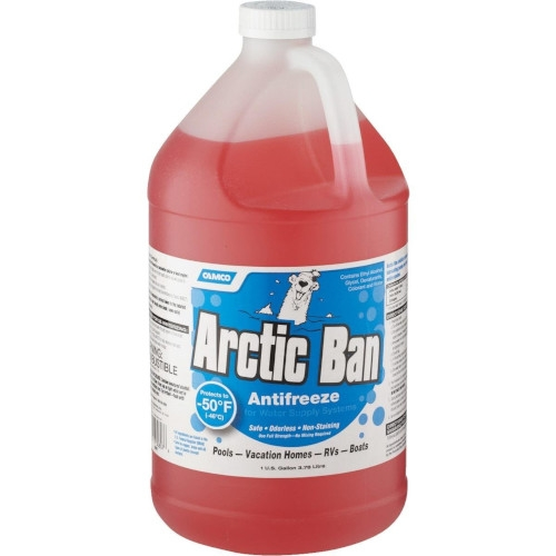 Camco Artic Ban RV and Marine Antifreeze
