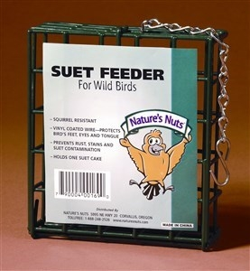 Natures Suet Cage