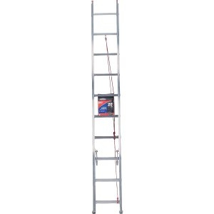 Werner Type III Aluminum Extension Ladder
