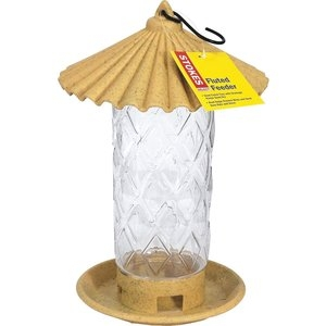 Select Fluted Bird Feeder