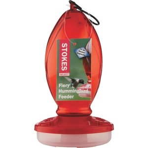 Select Fiery Hummingbird Feeder