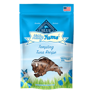 BLUE Kitty Yums Tempting Tuna Recipe 2oz