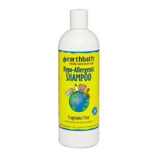 Earthbath Hypo-Allergenic Shampoo 16oz
