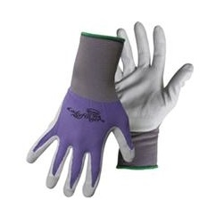 Boss Ladyfinger Nitrile Palm Gloves for Women - Small