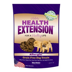 Health Extension® GF Allergix® Heart Shaped Dog Treats