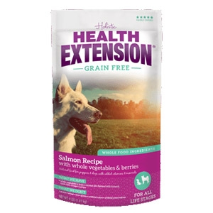 Health Extension® GF Salmon, Herring & Chick Pea Dog Food