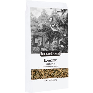 Feathered Friend Economy Mix Bird Seed 30lb $11.99