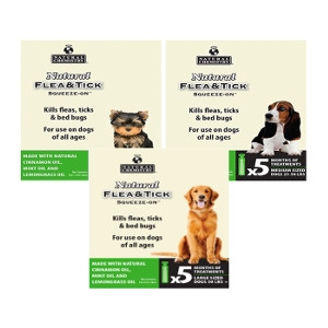 Natural Chemistry Flea & Tick Squeeze-On $9.99