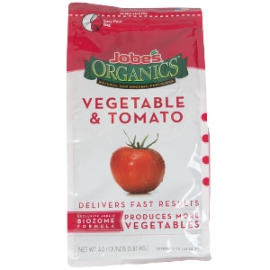 Jobe's Organics Vegetable & Tomato Granular $8.99
