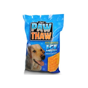 Paw Thaw Pet Friendly Ice Melt 25lb $12.99