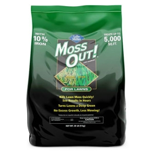 MOSS OUT!® For Lawns Granules