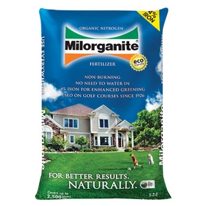 Milorganite® Fertilizer, 36 lbs.
