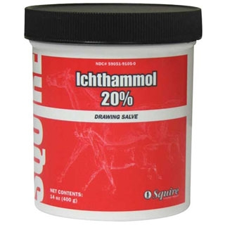 Squire Ichthammol 20% Drawing Salve 14oz