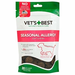 Vet's Best Seasonal Allergy Chews 30 CT