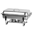 Chafer, Full 8 qt, Stainless Steel