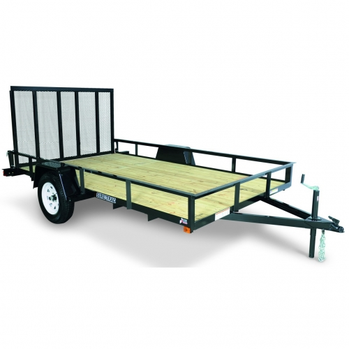 Croft 5' x 8' Utility Trailer