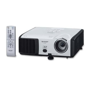 Sharp Projector, DLP Multi-Media