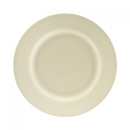 Royal Cream Dinner Plate