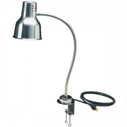 Single Bulb Clamp-on Heat lamp