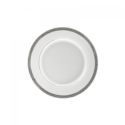Paradise Silver Bread & Butter Plate