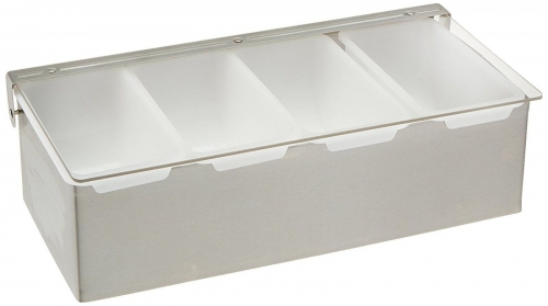 Bar Caddy Four Compartment