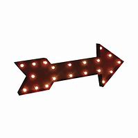 LED Arrow Sign