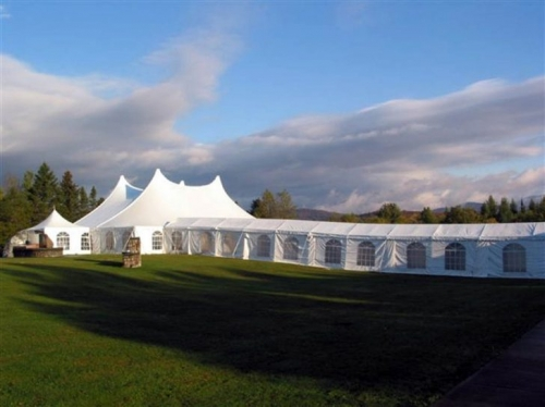 6' x 30' Marquee Frame Tent