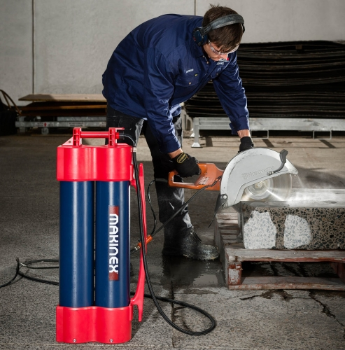 Hose 2 Go - Portable Jobsite Water Supply