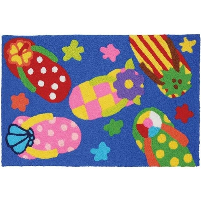 Party Sandals Jellybean Rug