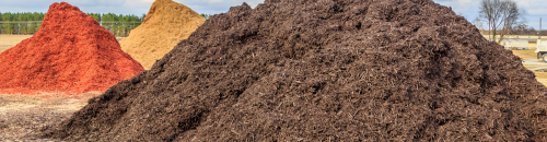 We Deliver Bulk Mulch!