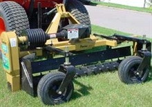 Harley Rake 3-point attachment for tractor