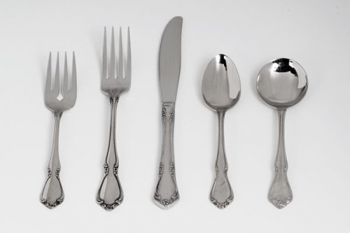 Flatware, Salad Fork