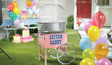Cotten Candy Machine