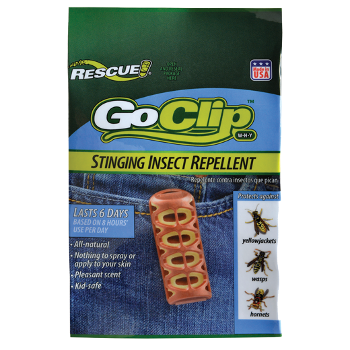 Yellowjacket Repellent GoClip™