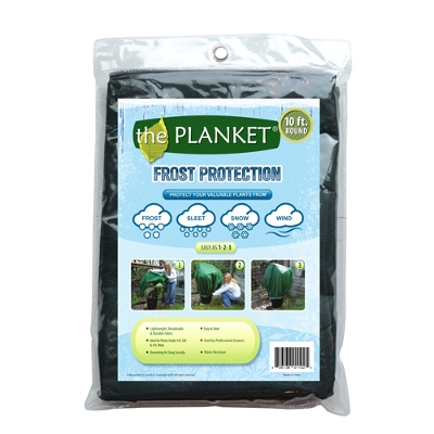 The Planket® Frost Protection Plant Cloths by Brainchild