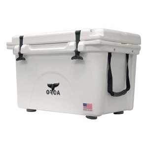Orca White Coolers