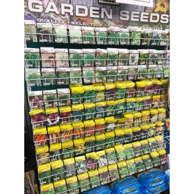 Vegetable & Flower Seeds