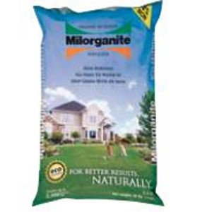 Milorganite Organic Fertilizer, 36 lbs.