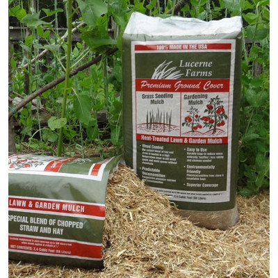 Mainely Mulch Premium Groundcover, 2.4 cubic feet