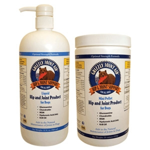 Grizzly Hip & Joint Aid Supplement for Dogs