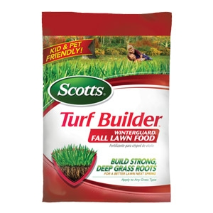 Turf Builder® Winterguard® Fall Lawn Fertilizer