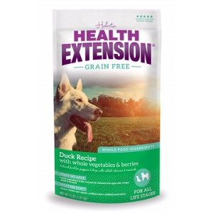 Grain Free Duck Recipe Dog Food, 23.5 lbs.