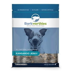 Kangaroo Jerky for Dogs, 4 oz.