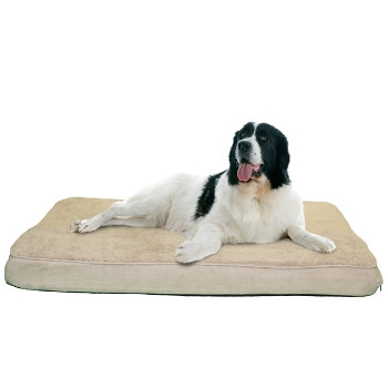 Deluxe Memory Foam Orthopedic Pet Bed by FurHaven