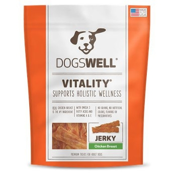 Vitality Chicken Breast Jerky Dog Treats, 24 oz.