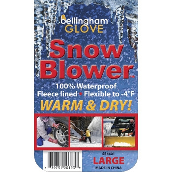 Bellingham Snow Blower Gloves