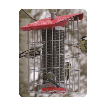 The Nuttery Geohaus Bird Feeder