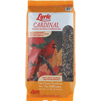 Lyric Cardinal Bird Seed Mix