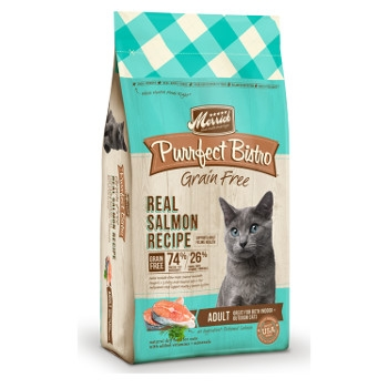 Purrfect Bistro Grain Free Real Salmon Dry Cat Food